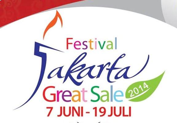 Festival Jakarta Great Sale 2015, Pesta Belanja di Jakarta Dimulai