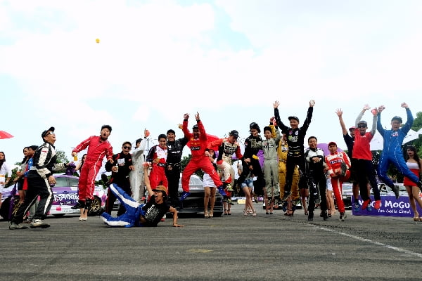 Giliran Festival Outomotif Mengguncang Yogyakarta