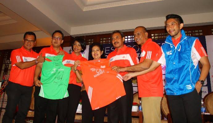 Jakarta Bersiap Untuk Kegiatan Jakarta Marathon 2015