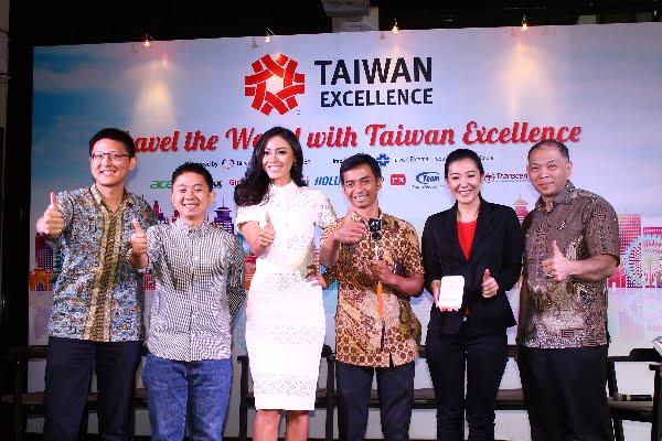 Taiwan Excellence Menghadirkan berbagai Perangkat Untuk Perjalanan wisata