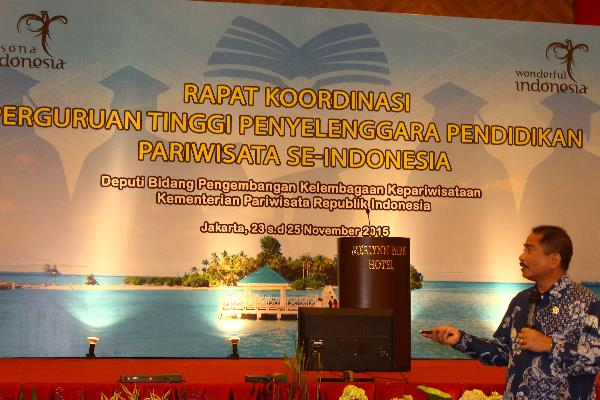 Mensinergikan Sektor Pendidikan Agar SDM Pariwisata Makin Berkualitas