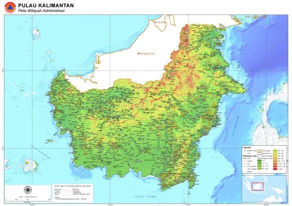 Borneo Extravaganza 2015 Akan Hadir di Kota Bandung