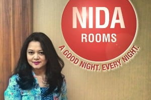 Country Director Global Rooms Indonesia, Anna E. Dartania