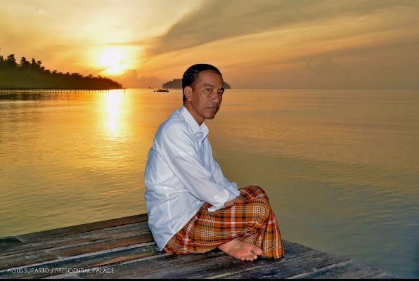 Presiden Jokowi Optimis Target Wisman 20 juta Tercapai 2-3 Tahun Mendatang