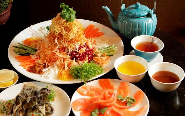 Rayakan Tahun Baru Imlek di Hotel Mandarin Oriental Jakarta