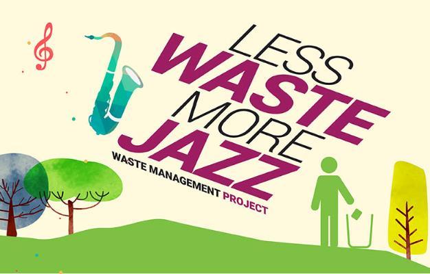 Pengunjung Java Jazz 2016 Akan Diajak Memilah Sampahnya Sendiri