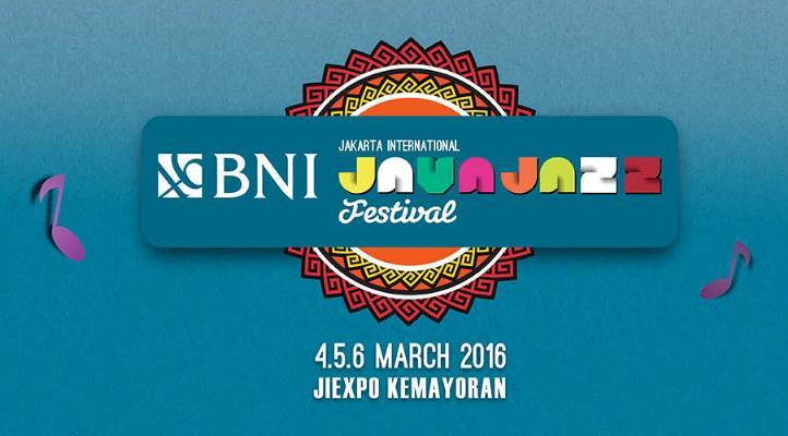 Java Jazz Festival Siap Digelar Untuk ke-12 Kalinya