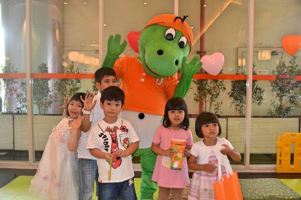 Family Fun Time di HARRIS Hotel & Conventions Kelapa Gading