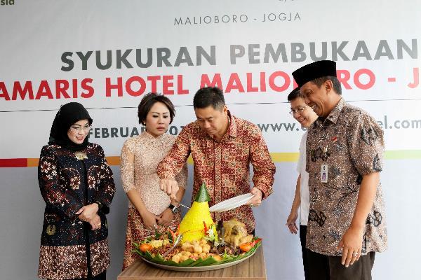 Hotel Amaris yang ke-2 di Yogyakarta Berdiri di Kawasan Malioboro