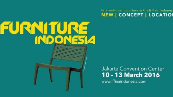 Pameran Furniture Indonesia & Mozaik Indonesia 2016 Hadir di  JCC