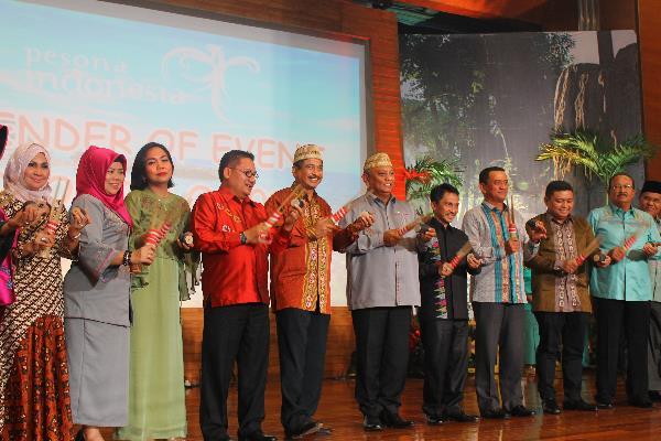 Gorontalo luncurkan Kalender Wisata 2016