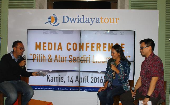 Lewat Online Booking Dwidayatour, Bisa Atur Sendiri Gaya Liburan Kita