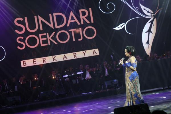 Sundari Sukotjo Gelar Konser Keroncong Rayakan 40 Tahun Berkarya