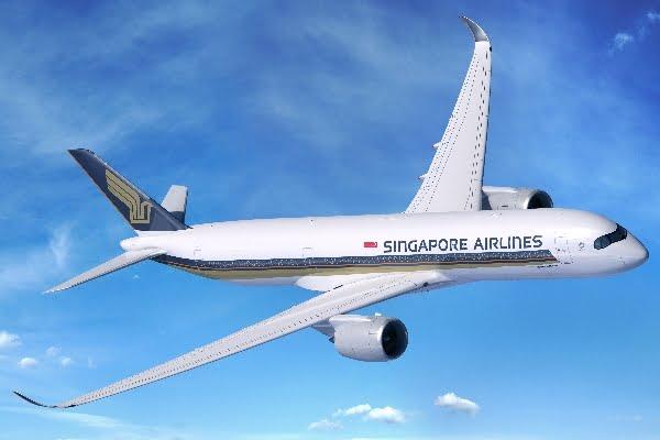 Singapore Airlines Luncurkan Program Menu Sehat