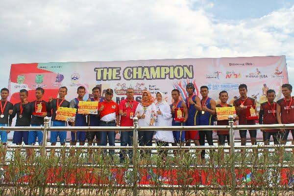juara etape 3