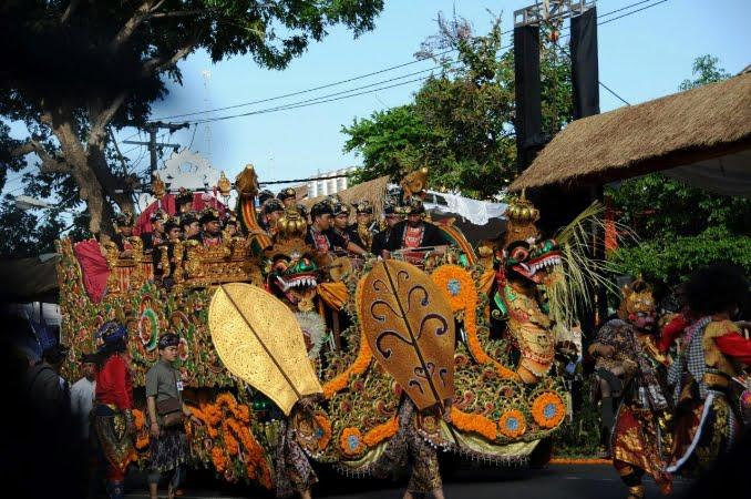 Bali Gelar Pesta Kesenian Bali selama Sebulan