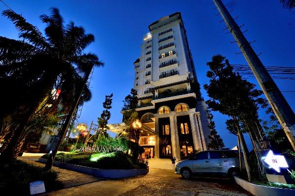 Menyambut Ramadan di Hotel-Hotel Amarossa