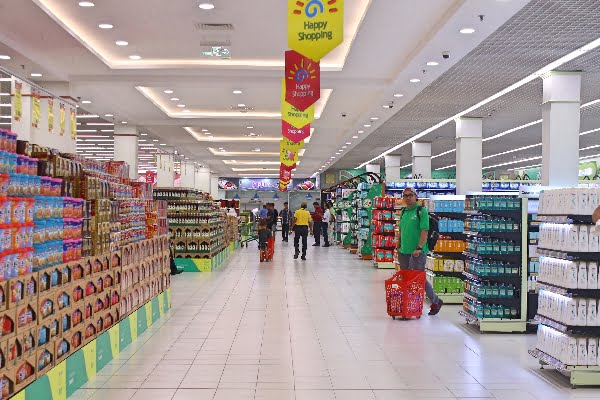 Lulu Hypermarket Asal Tmur Tengah Berdiri di Jakarta Timur