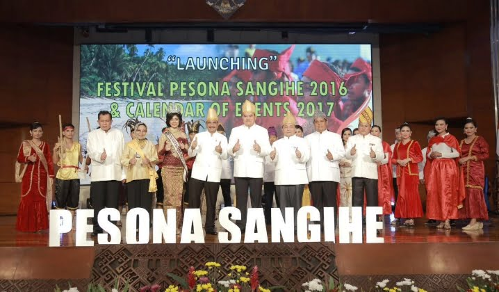 Sulawesi Utara Akan Gelar Festival Pesona Sangihe 2016