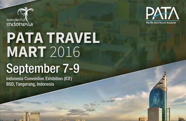 The 39th PATA Travel Mart Akan Diselenggarakan di Indonesia