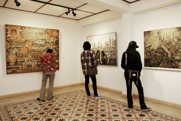 UOB Indonesia Adakan Kompetisi UOB Painting of the Year 2016