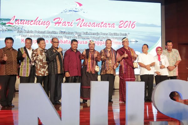 Peringatan Hari Nusantara 2016 Dipusatkan di Lembata NTT