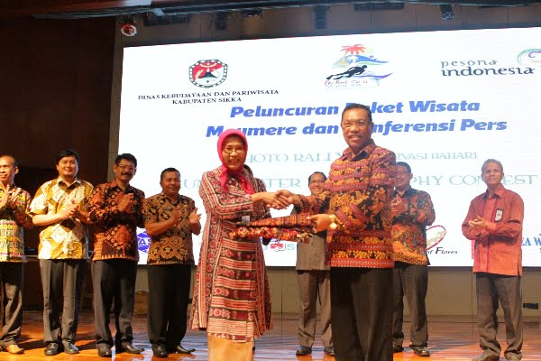 Festival Teluk Maumere, Promosikan Keindahan Wisata Bahari Kabupaten Sikka