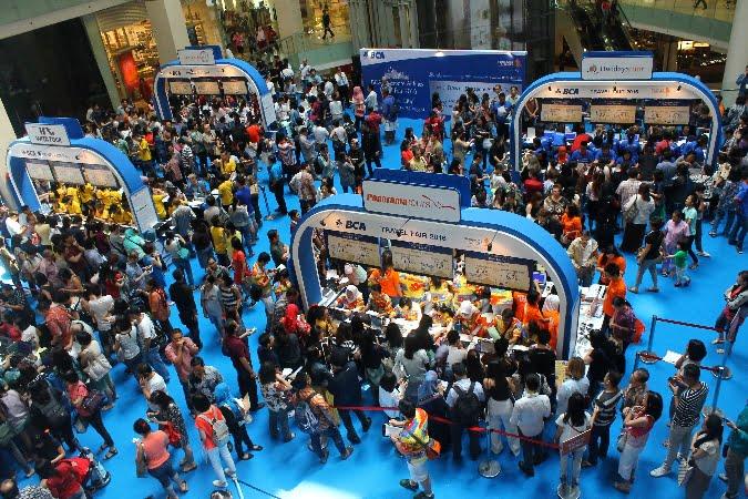 Liburan Dengan Harga Tiket Spesial di Singapore Airlines – BCA Travel Fair