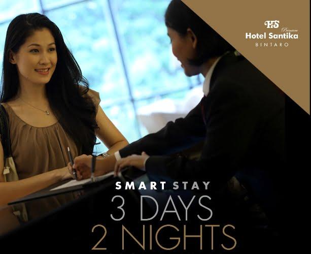 Liburan September di Hotel Santika Premiere Bintaro