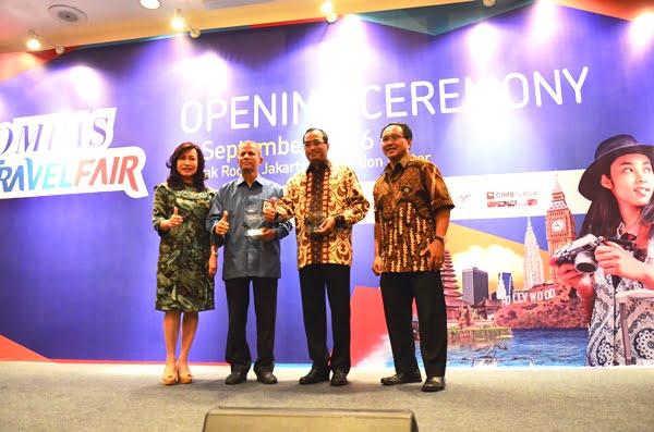 Kompas Travel Fair 2016 Digelar Di Jcc Akhir Pekan Ini