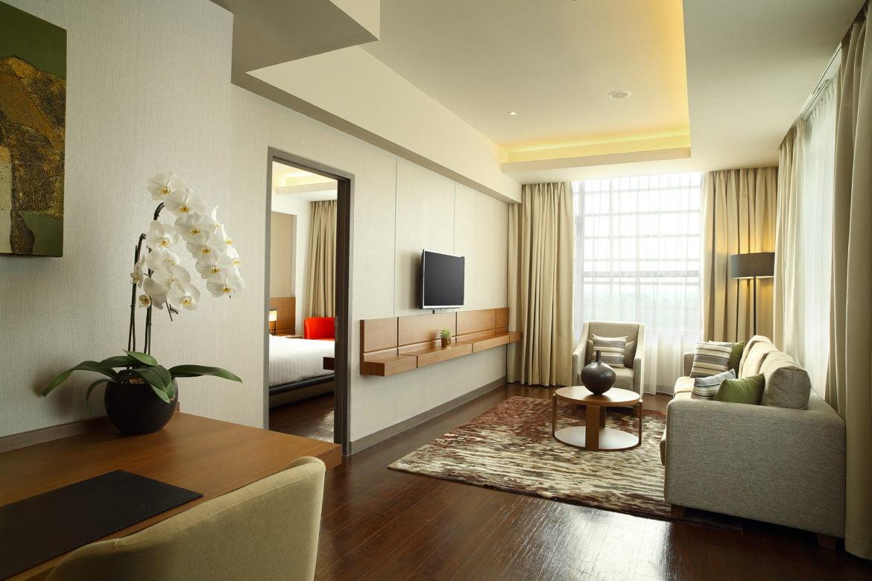Hotel Santika Premiere ICE – BSD City, Referensi Hotel Terdekat di Pekan Raya Indonesia