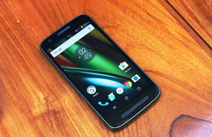 Motorola Hadir Kembali dengan Telepon Pintar Berkekuatan Lebih