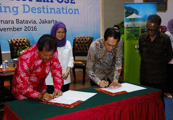 Kabupaten Soppeng Bangun Kerja Sama dengan PATA Indonesia