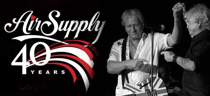 Air Supply Akan Konser di Jakarta