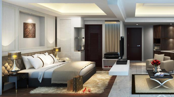 Hotel Best Western Hadir di Batam