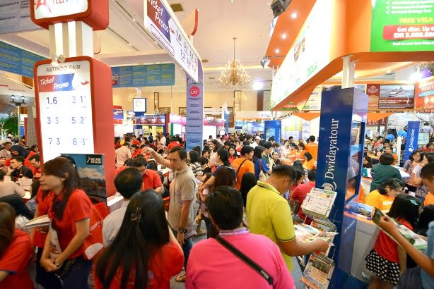 Astindo Fair 2017 Akan Digelar Serentak di Jakarta dan Surabaya.