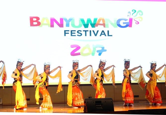 Banyuwangi Akan Gelar 72 Festival di Tahun 2017
