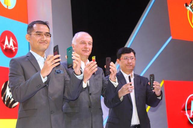 Hellomoto Hadirkan Seri Telepon Genggam Premium dan Perangkat Tambahan