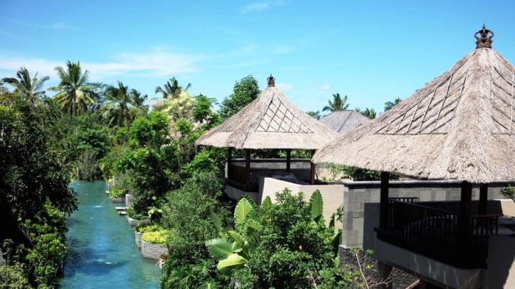 Resort Kenamaan di Jepang Hadirkan Villa Mewah di Ubud Bali