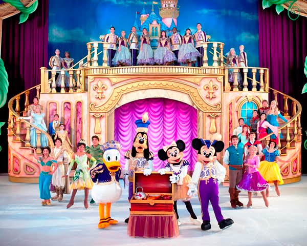 Disney On Ice, Akan tampil BSD City