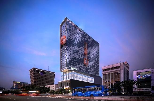 HARRIS Vertu, Brand Premium Terbaru dari TAUZIA Hotel Management