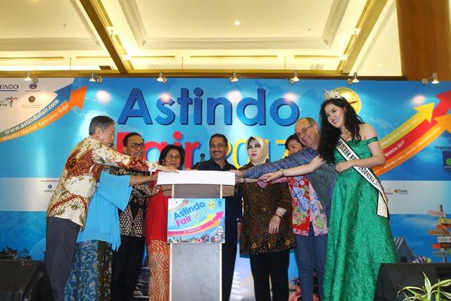 Astindo Fair 2017, Hadirkan  Paket Wisata Menarik di Dalam dan Luar Negeri.
