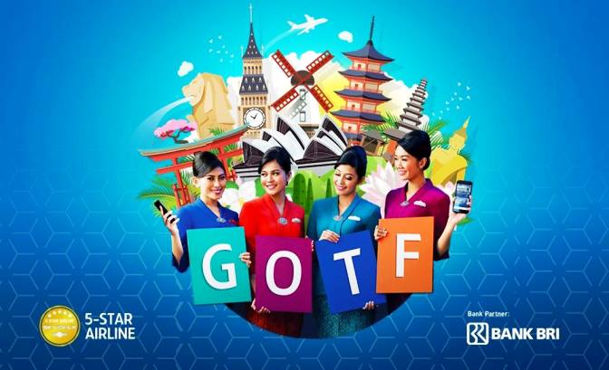 GOTF 2017, Kemudahan Beli Tiket Secara Online