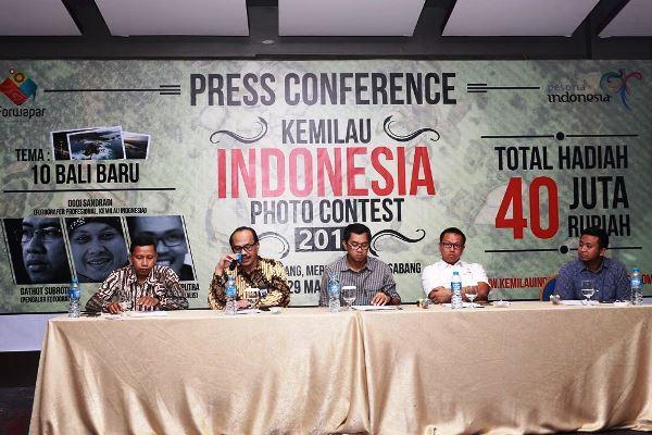 Kemilau Indonesia Photo Contest Promosikan 10 Destinasi Bali Baru