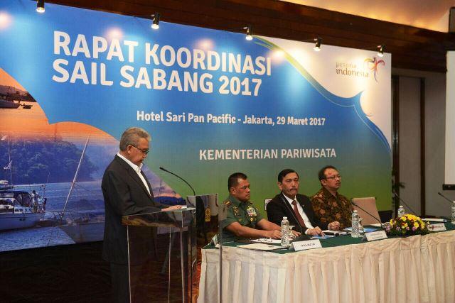 Sail Sabang 2017 Jadikan Aceh Destinasi Wisata Bahari Internasional