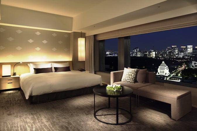 The Capitol Hotel Tokyu Mencari Partner Bisnis Di Indonesia