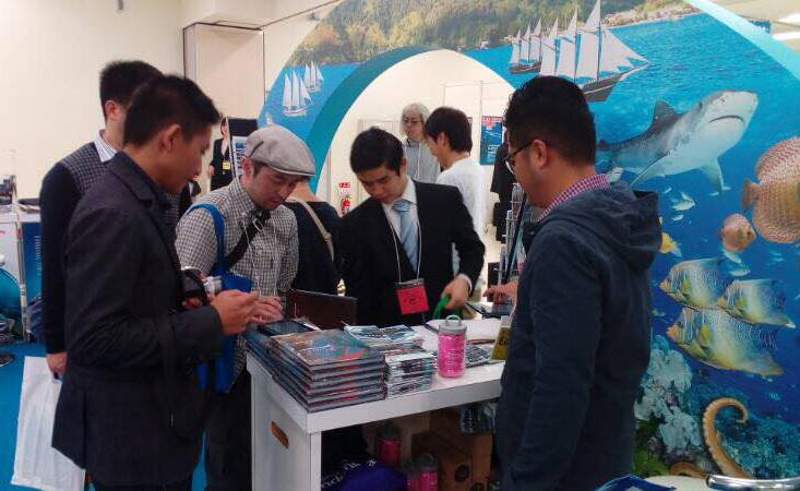 "Wonderful Indonesia Raih  ""The Best Booth"" di Jepang"