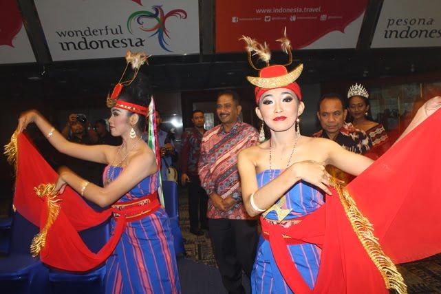 Festival Tenun Ikat dan Parade Kebangsaan Akan Digelar di NTT