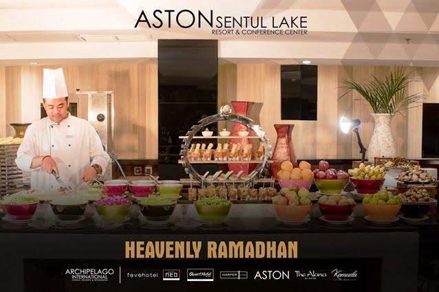 Ramadan Spesial di Aston Sentul
