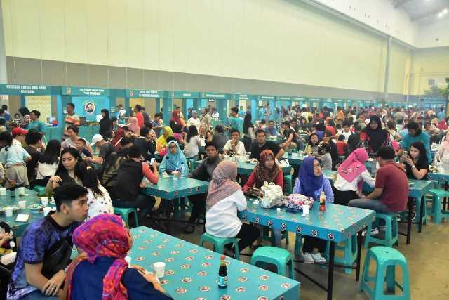 Festival Jajanan Bango 2017 Hadirkan Kelezatan Kuliner di Tangerang
